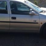 רכב אפור לפירוק