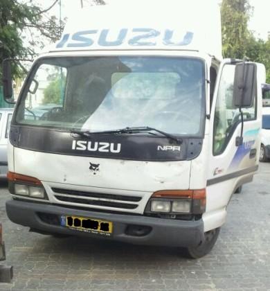 רכישת משאית משומשת